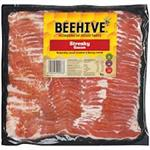 Bacon Streaky Raw 1kg PREMIER