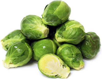 Brussel Sprouts Green