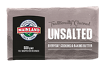 Butter Unsalted 500g MAINLAND