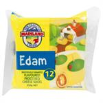 Cheese Processed Sliced Edam 250g MAINLAND