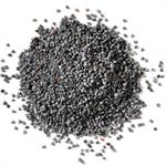 Seeds Poppy Black 1kg ESSENTE