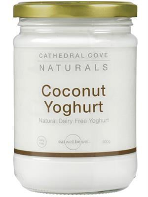 Yoghurt Coconut Natural 500g CATHEDRAL COVE