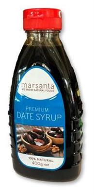 Syrup Date Squeeze Bottle 400g