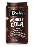 Drink Cola Straight Up 490ml CHARLIES
