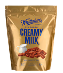 Chocolate Creamy Milk Pips 33% 2kg WHITTAKERS