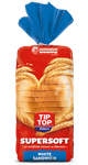 Bread White Sandwich Super Soft 700g TIP TOP