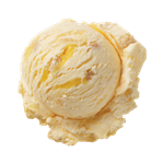 Ice Cream Lemon Shortcake 5L Frozen KAPITI